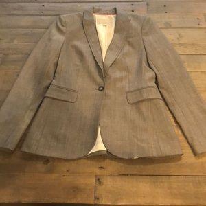 Charcoal Grey Blazer